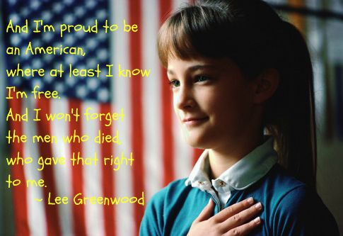 Fourth of July Quotes - Feeling all patriotic! #HappyJuly4th