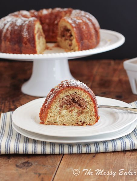 Maple Pecan Bundt Cake | Cakes, Cookies, Desserts | Pinterest