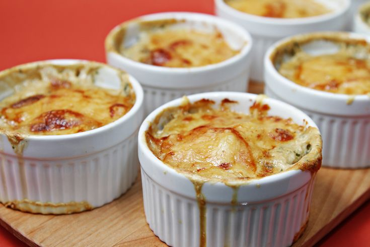 Shiitake Mushroom & Yukon Gold Potato Gratin with Fresh Herbs - The ...