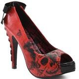 Iron Fist American Nightmare Platform - Red