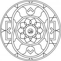 Mandala de la Abundancia