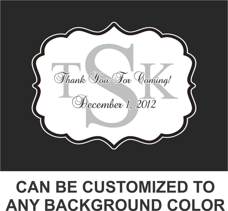 Wedding Favor Bag Labels : ... WEDDING BAGS Gift Bag Labels 50 CountWedding Favor , Welcome Bag