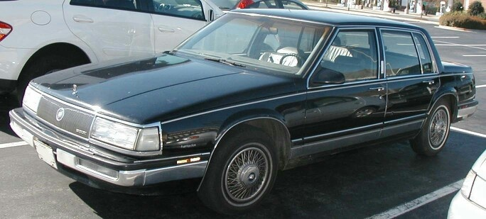 1988 Buick Park Ave Daddy's Cars so far... Pinterest