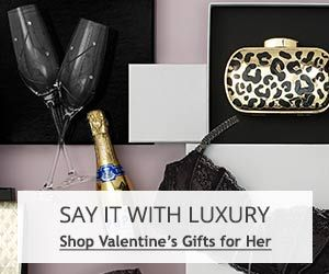 valentine's gifts for her jewelry
