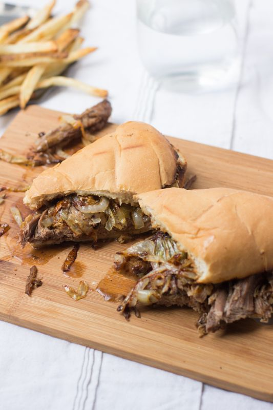 Pot Roast Sandwich...with swiss cheese or on POTATO WEDGES w/ cheese ...