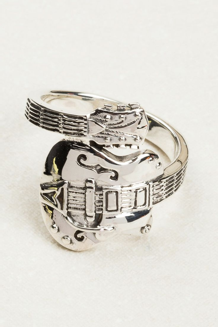 guitar wrap ring jewelry i like bling