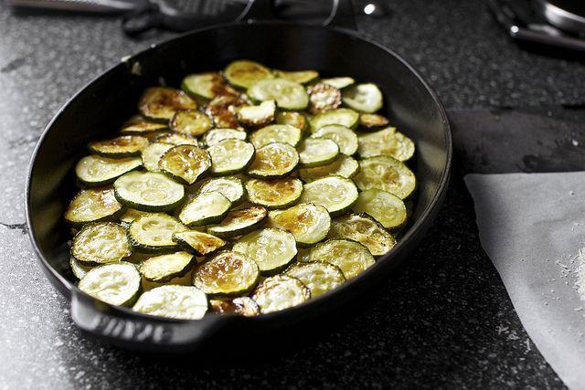 zucchini rice gratin | smitten | Eat and Guzzle | Pinterest