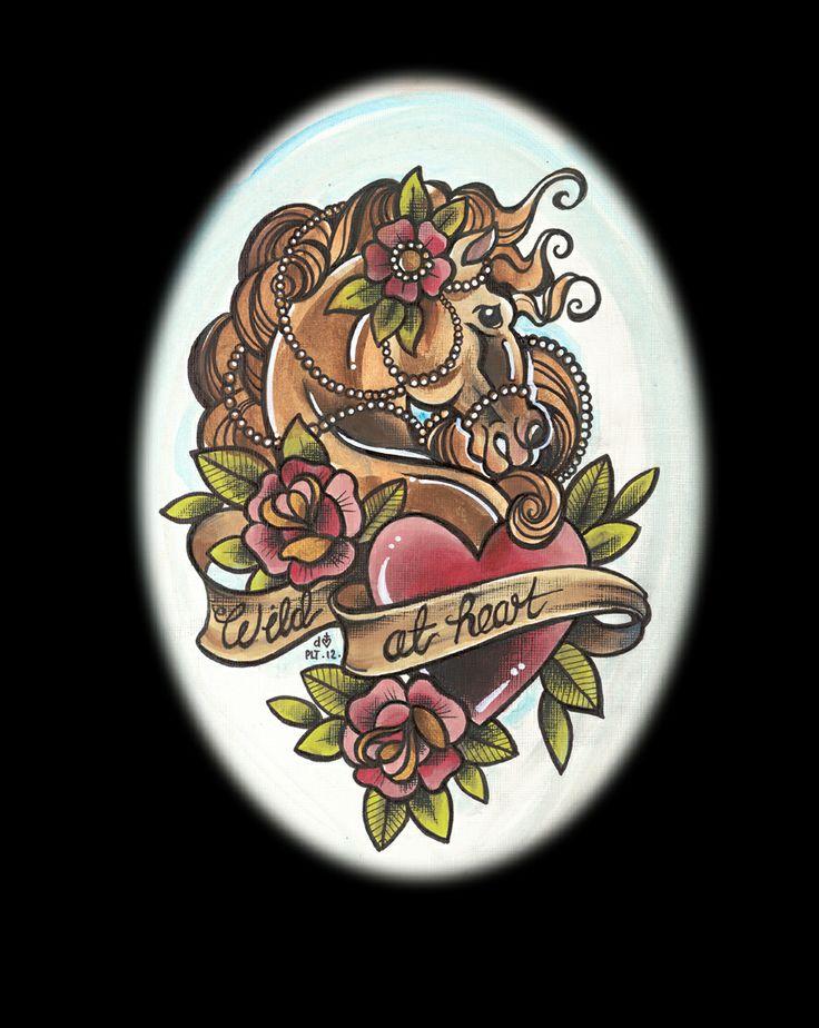 Wild at heart dawnii fantana things i love pinterest for Wild at heart tattoo