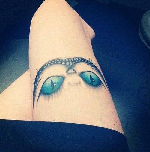 Cheshire cat tattoo cheshire cat art pinterest