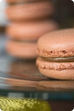 Macarons au Nutella | Macarons | Pinterest