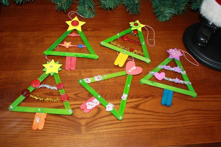Fun christmas crafts christmas pinterest