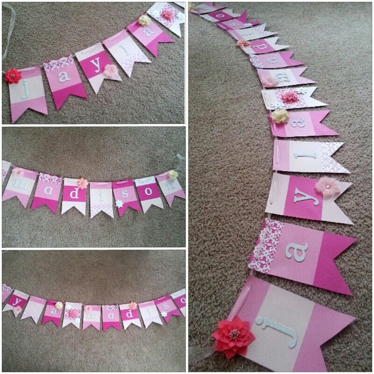 baby shower banner party ideas pinterest