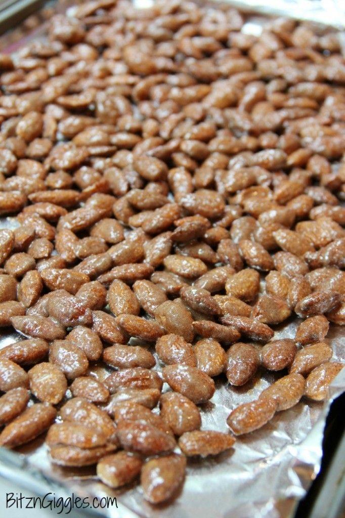 Candied Almonds Recipe — Dishmaps