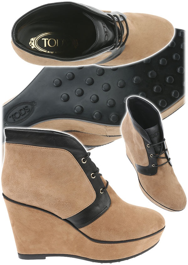 Tods Womens Shoes - Fall - Winter 2012/13