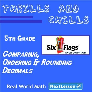 six flags math and science day 2017