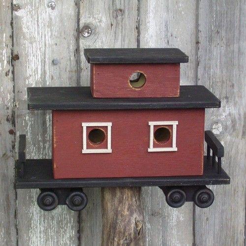 Unique birdhouses bing images garden pinterest for Creative birdhouses