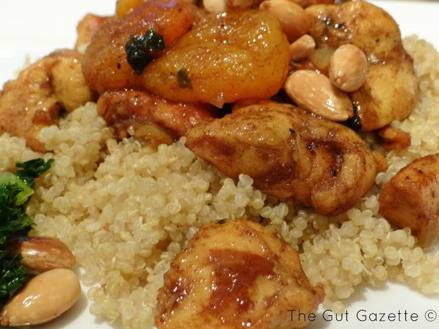 apricot chicken tagine | 1 What's for tea tonight | Pinterest