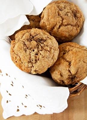 Gluten-free banana walnut muffins | gluten free | Pinterest