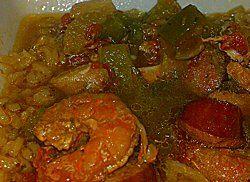 Jammin Jambalaya Soup | AllFreeSlowCookerRecipes.com