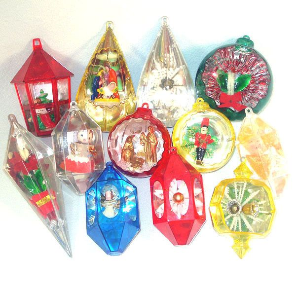 Christmas Ornaments By The Dozen