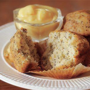 Lemon-Poppy Seed Muffins