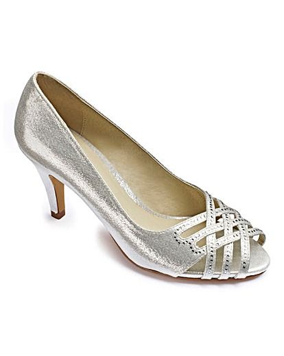 Silver Shoes Uk Shops