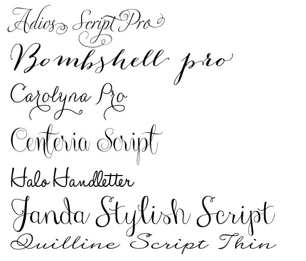 Pretty Fonts Fonts And Lettering Pinterest