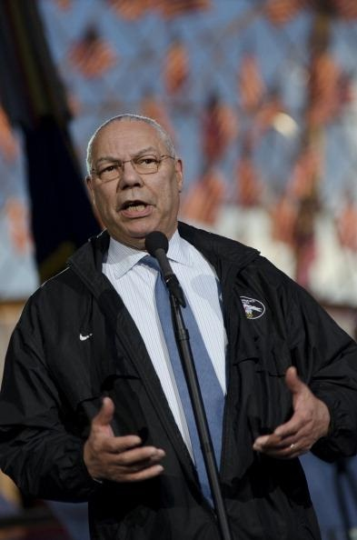 colin powell memorial day speech