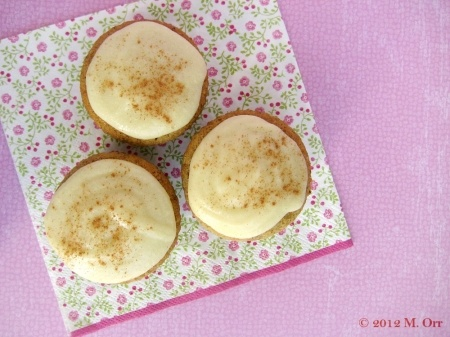 Chamomile and Honey Cupcakes | Cupcakes | Pinterest