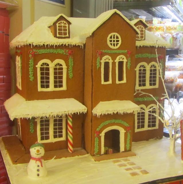 Casa de jengibre casas de gengibre pinterest for Casa jengibre