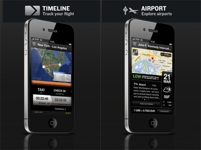 flight tracking app for iphone