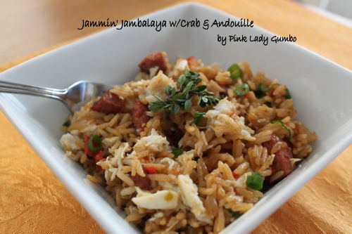 Jammin' Jambalaya w/Crab & Andouille | Chicken & Poultry Meals | ...