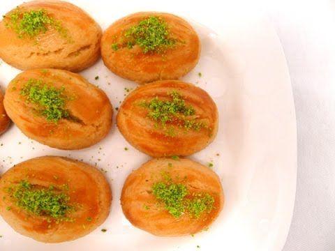 Şekerpare Tarifi - YouTube | Food: Turkish | Pinterest