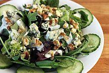 Spinach Strawberry Salad | Recipe