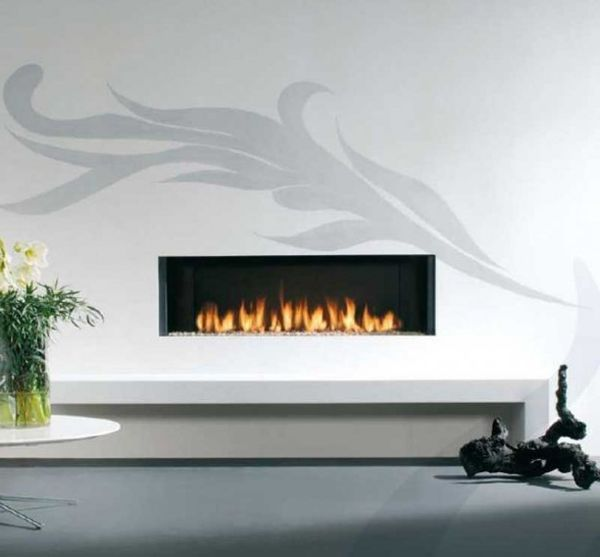 Contemporary Stand Alone Gas Fireplaces Modern Fireplace Design Picture 14 Modern Gas
