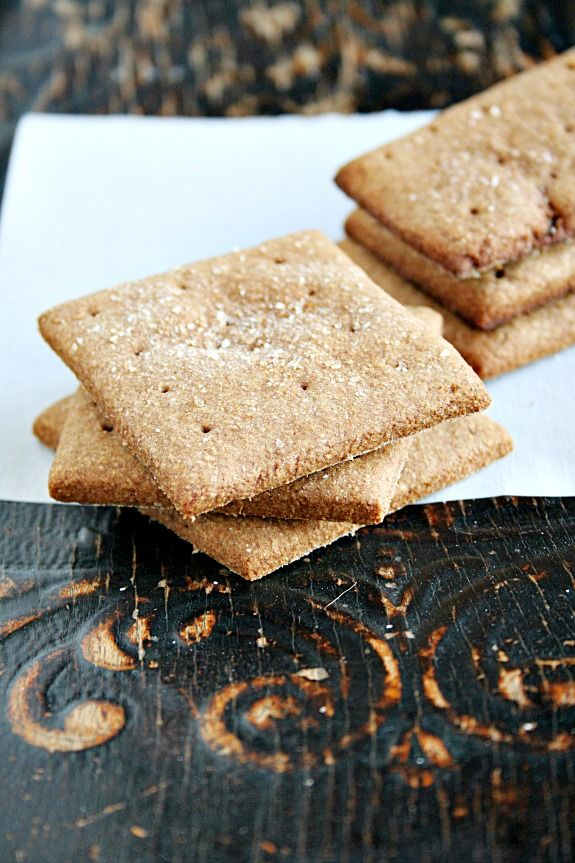Apple Cinnamon Graham Crackers ~ and our Adoption Story | Recipe