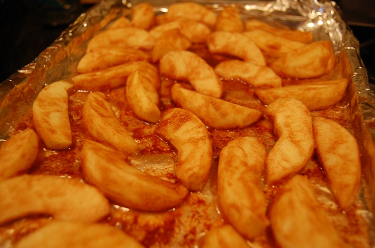 Baked Apples - Super yummy and simple recipe with just three apples.