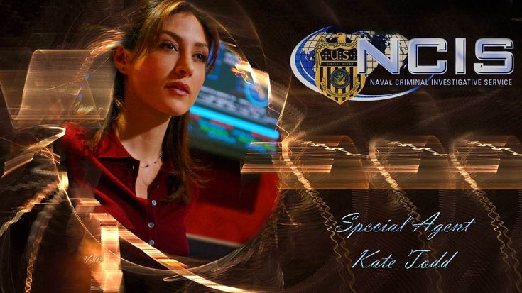 Kate Todd From NCIS