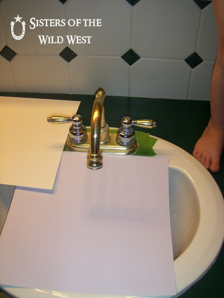 Awesome Can You Spray Paint Bathroom FaucetsOh Yes You Can  The Style
