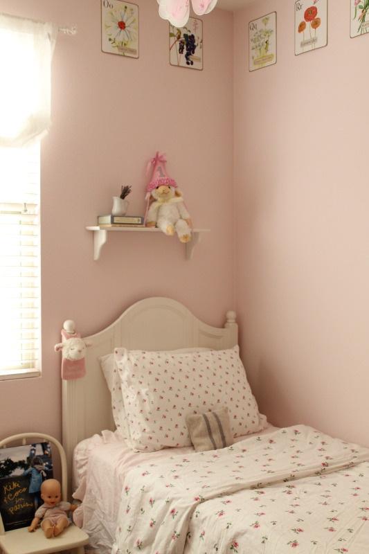 Chambre Bleu Et Violet : Chambre de petite fille  Babys room  Pinterest