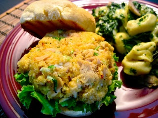 thai style tuna burgers | Recipes & Cooking | Pinterest