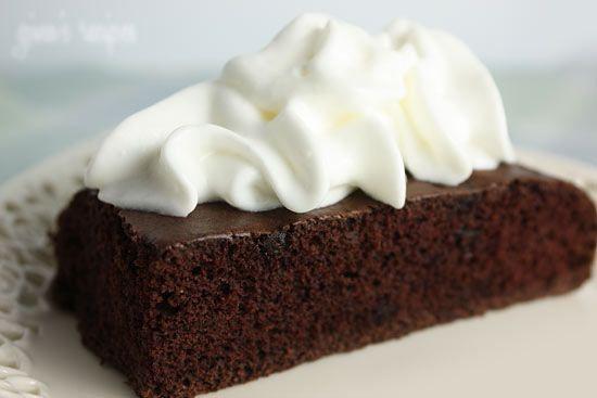 Diet Soda Cake | Sweet Treats | Pinterest