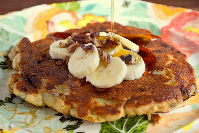 Test Kitchen: Thursday Update: The Single Lady Pancake