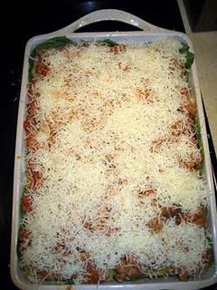 Roasted Red Pepper and Spinach Lasagna   Recipes   Pinterest