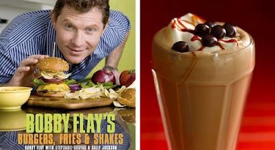 Spiked Samoa Milkshake Recipes — Dishmaps