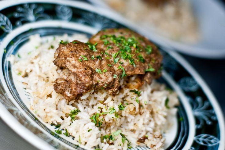 Chicken Coconut Rice