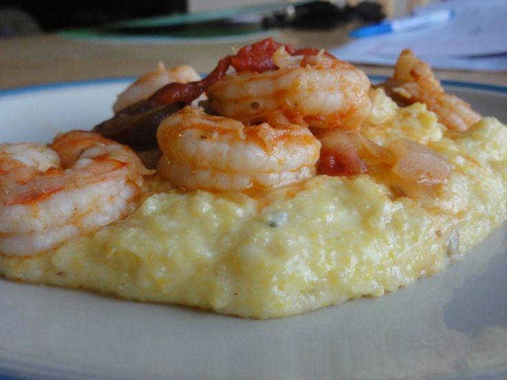shrimp and grits | Seafood | Pinterest