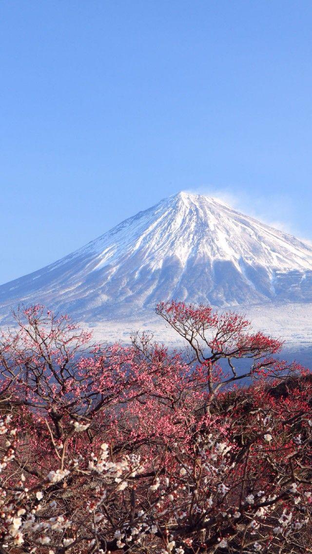 Mount Fuji, Japan.  Paesaggi surreali  Pinterest