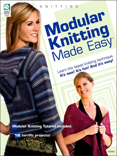 Crocheting Made Easy : Modular Knitting Made Easy Knitting and crochet Pinterest