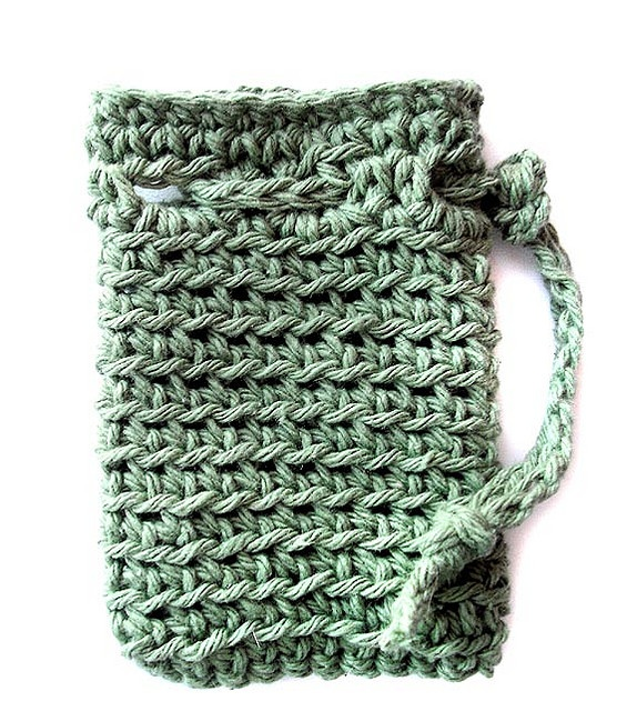 Free Crochet Patterns For Soap Bags : Soap Saver Bag Crochet Pinterest